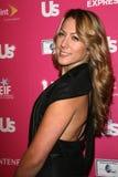 Colbie Caillet bij de Hete Hollywood Gebeurtenis van Us Weekly, Kolonie, Hollywood, CA. 11-18-10 Stock Afbeelding
