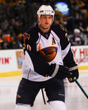 Colby Armstrong, Atlanta Thrashers. Royalty Free Stock Photos