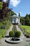 Colby Garden Summer House Royalty Free Stock Photos