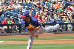 Colby Lewis stock photography
