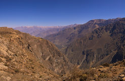 Colca Canyon Stock Photography