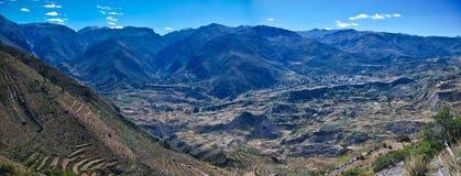 Colca Canyon stock photos
