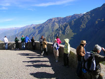 Colca Canyon, Peru Royalty Free Stock Photography