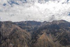 Colca Canyon, Peru Royalty Free Stock Photos