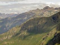 Colca-Schlucht, Arequipa, Peru. lizenzfreie stockfotos