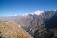 Colca Tal, Peru Stockfoto
