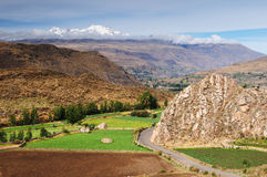 Colca Valley, Peru Stock Images