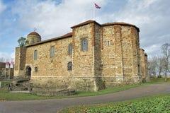Colchester城堡 免版税图库摄影