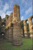 Colchester小修道院 免版税库存图片
