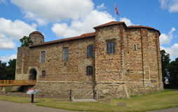 Colchester Castle Royalty Free Stock Image