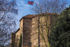 Colchester Castle in Essex Stock Images