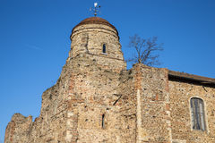 Colchester Castle in Essex Royalty Free Stock Images