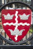 Colchester Coat of Arms Stock Photos
