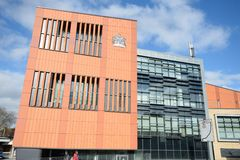 Colchester  Magistrates court building Stock Images