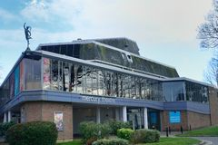 Colchester  mercury theatre Stock Photos