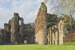 Colchester Priory 2 Royaltyfria Foton
