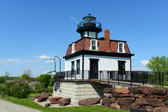 Colchester Reef Lighthouse, Vermont, USA Royalty Free Stock Image