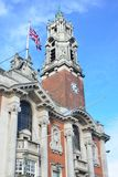Colchester Town Hall Royalty Free Stock Photos