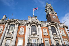 Colchester Town Hall Stock Photos