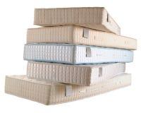Colchones Imagen de archivo libre de regalías