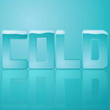 Cold Royalty Free Stock Images