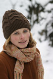 Cold. Beauty Stock Images