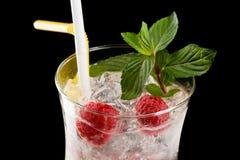 Cold alcoholic cocktai Stock Photo