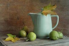Cold autumn Stock Photo