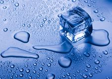 Cold background Royalty Free Stock Images