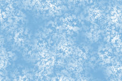 Cold background. Blue frost abstract for background Stock Photos