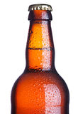 Cold Beer Bottle Royalty Free Stock Image