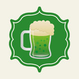 Cold beer Stock Images