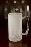 Cold beer mug Royalty Free Stock Images