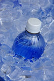 Cold and Blue Royalty Free Stock Photography