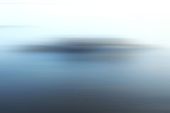 Cold blue background. Abstract cold blue background with motion blur Stock Images