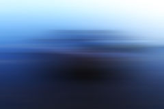 Cold blue background. Abstract cold blue background with motion blur Stock Photos