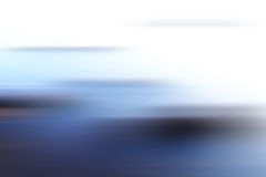 Cold blue background. Abstract cold blue background with motion blur Royalty Free Stock Images