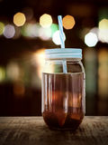 Cold brew coffee Royalty Free Stock Photos
