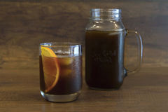 Cold Brew Coffee Royalty Free Stock Image