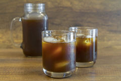 Cold Brew Coffee Royalty Free Stock Images