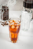 Cold brew iced coffee Royalty Free Stock Photography