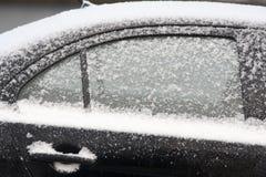 Cold car Stock Photos
