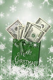 Cold Cash Royalty Free Stock Photo
