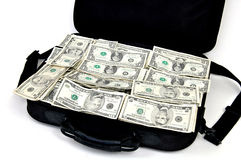 Cold Cash Stock Photo