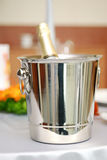 Cold champagne Royalty Free Stock Photography
