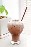 Cold Chocolate. Stock Image