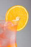 Cold cocktail Royalty Free Stock Photography