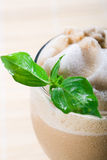 Cold coffee Stock Photography