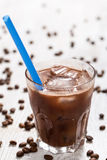 Cold coffee cocktail Royalty Free Stock Photos