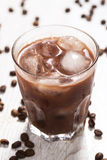 Cold coffee cocktail Stock Photography